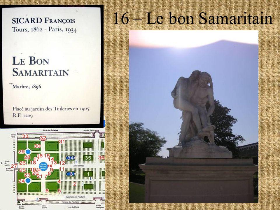 16 – Le bon Samaritain