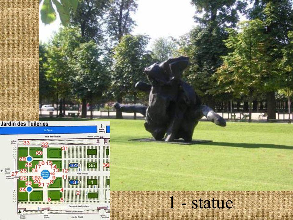 1 - statue
