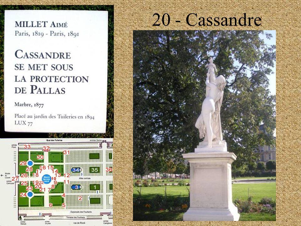 20 - Cassandre