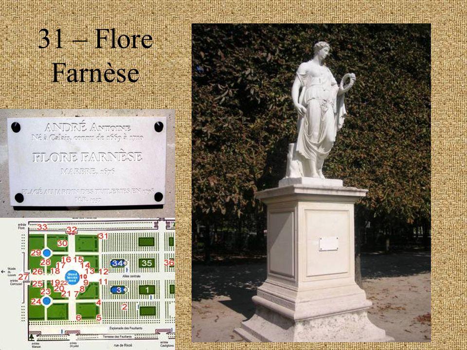 31 – Flore Farnèse