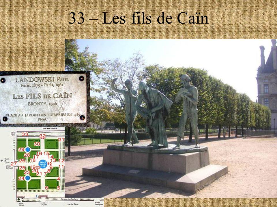 33 – Les fils de Caïn