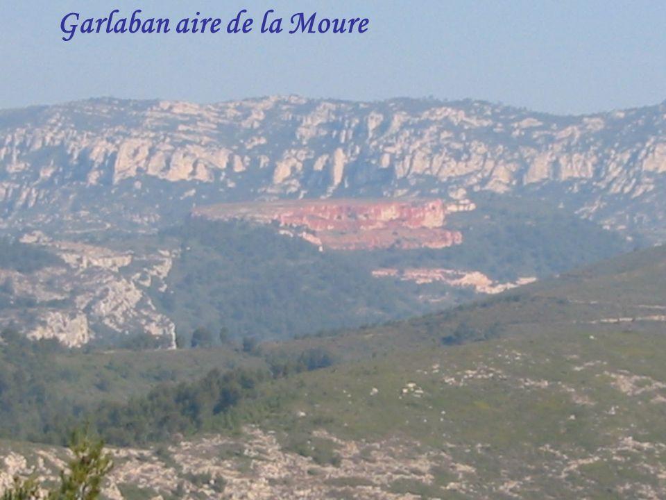 Le Garlaban, colline des souvenirs denfance de Pagnol