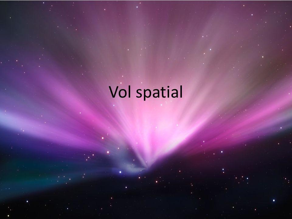 Vol spatial