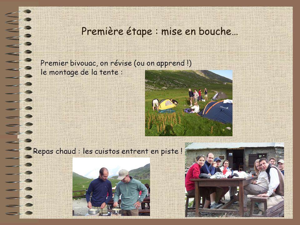 Etape 2 : de Fond dAussois au Roc de la Pêche Départ : refuge du Fond dAussois (2324 m) Arrivée : refuge du Roc de la Pêche (1978 m) Passage par le Col dAussois (2916 m) Durée : 4h30