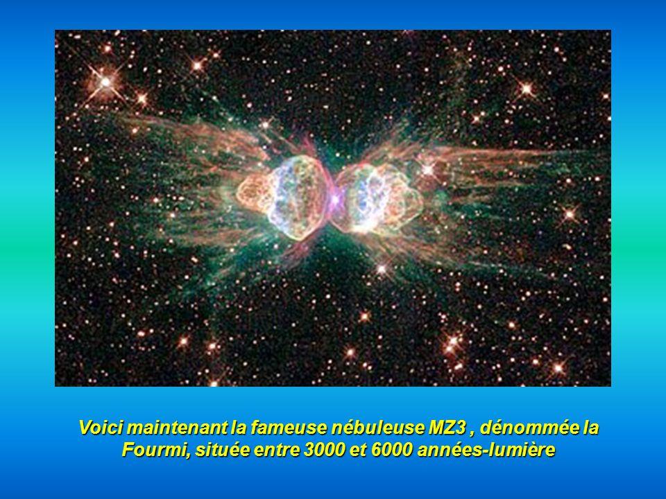 Tout dabord nous voyons la Galaxie du Chapeau, aussi dénommée M 104 dans le catalogue Messier, distante denviron 28 millions dannées-lumière : elle est considérée comme la meilleure photographie prise par Hubble