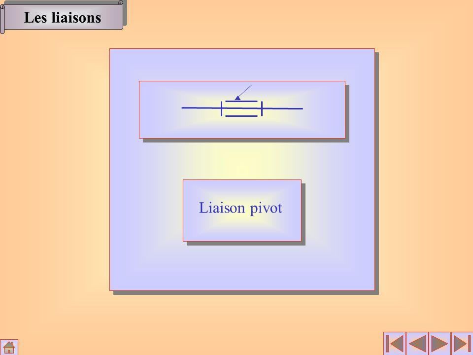 Liaison pivot