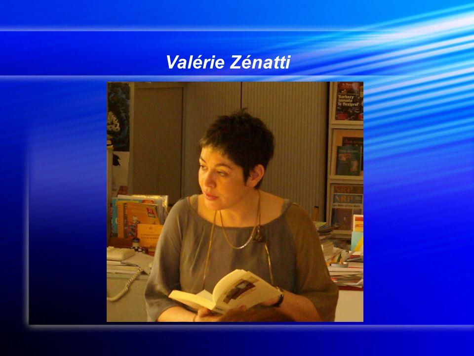 Valérie Zénatti