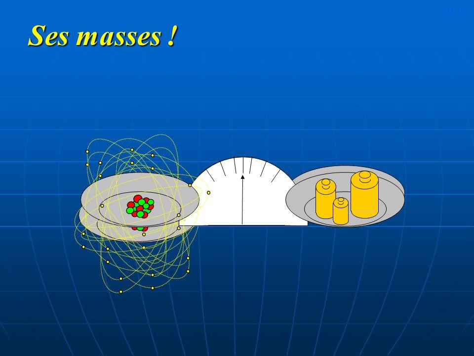 Ses masses ! JLG