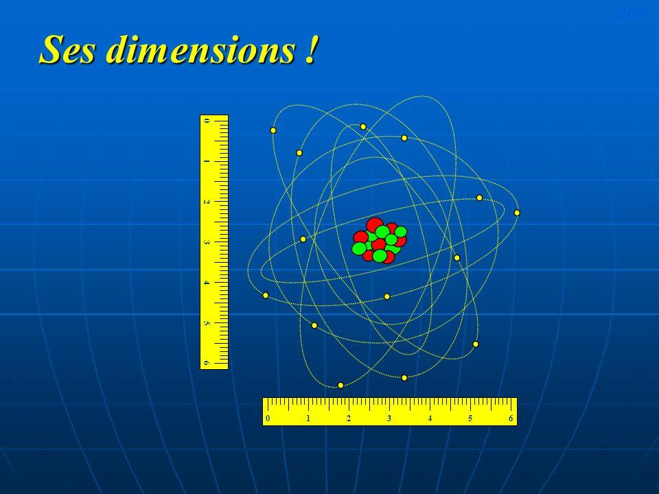 Ses dimensions ! 0 1 2 3 5 6 4 0123564 JLG