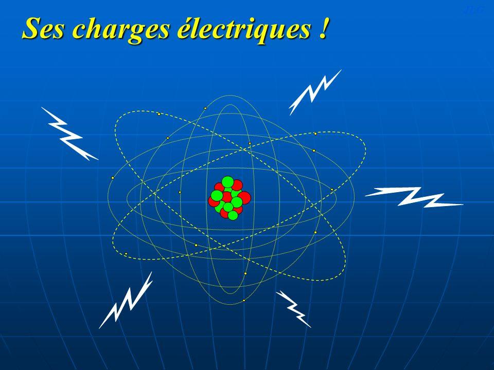 Les protons...