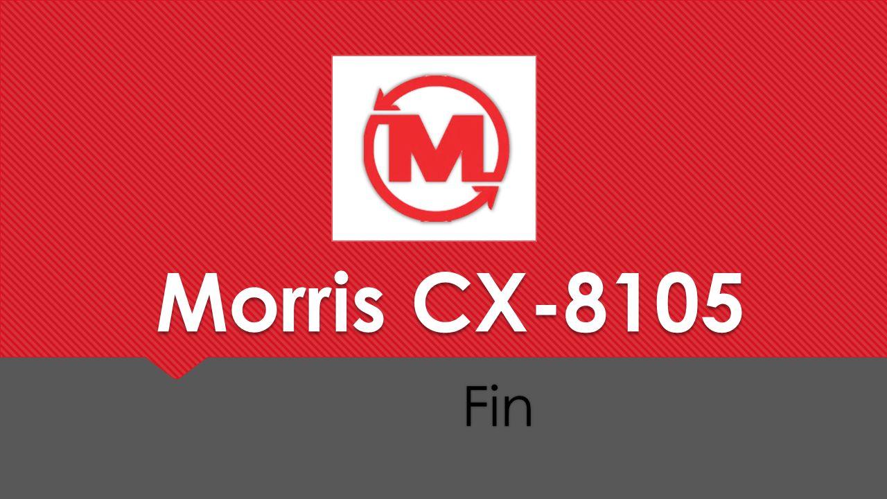 Fin Morris CX-8105