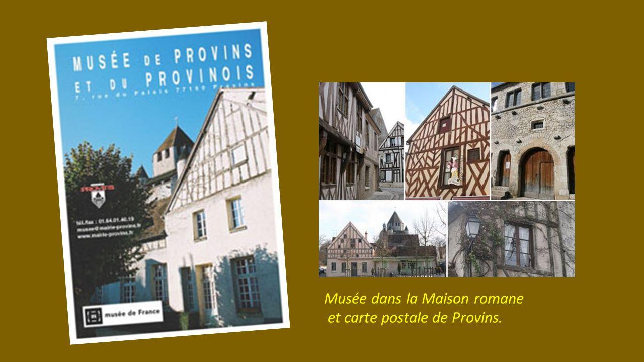 Maison du XIIIème Place du Châtel et maisons à colombages