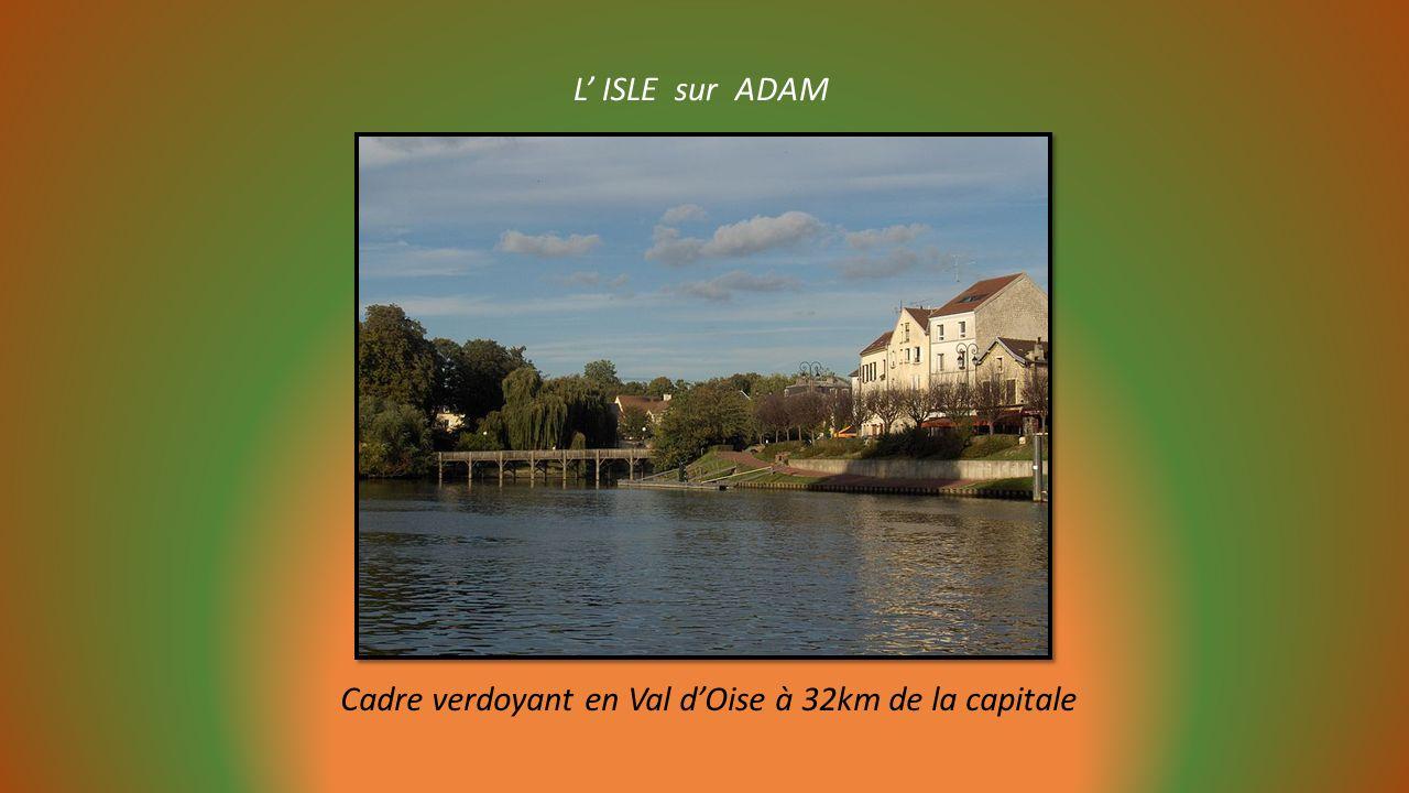 LES PLUS BEAUX DETOURS DE FRANCE Région Ile de France, autour de Paris. LIsle Adam – Provins – Moret sur Loing – Montargis - Joigny sur Yonne Proposé
