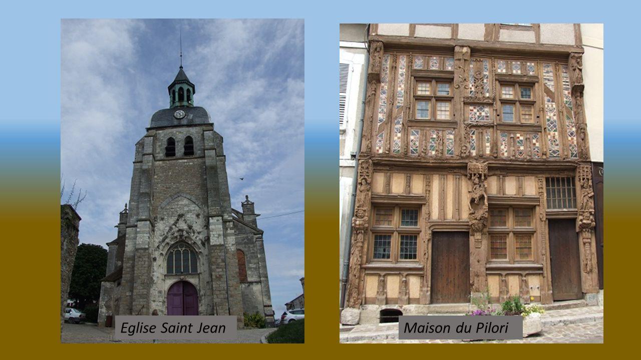 Chapelle sépulcrale des Ferrand et Eglise gothique Saint André