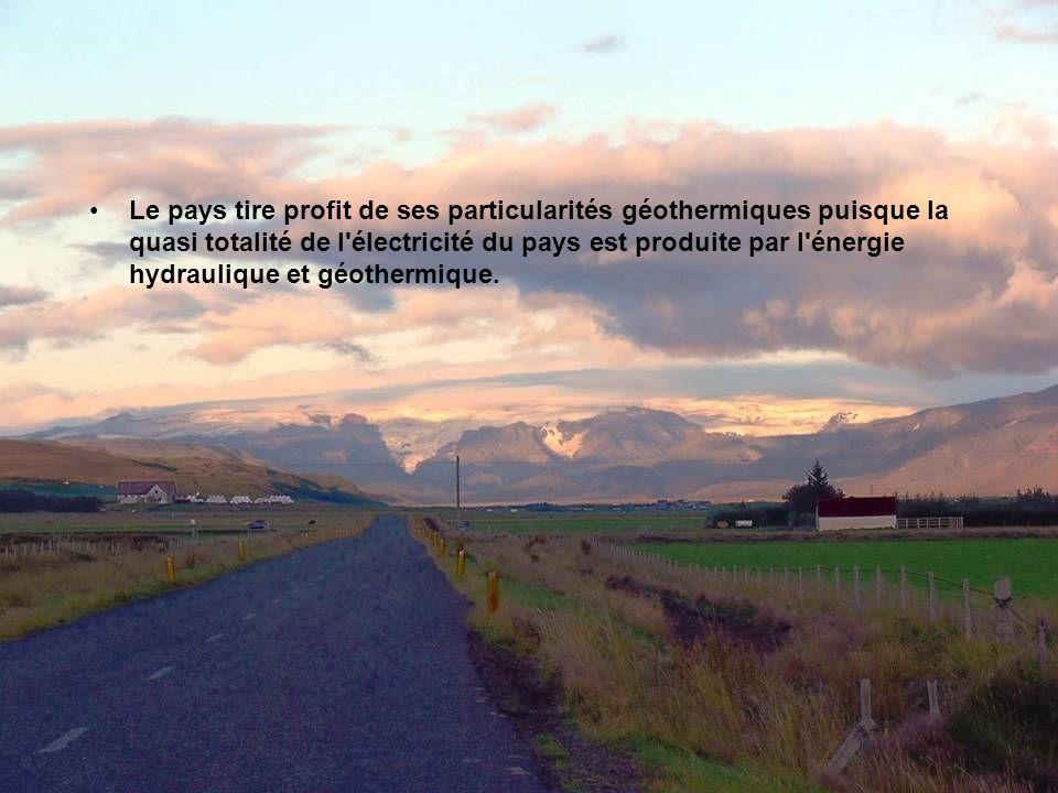 L'Islande va inévitablement se briser en deux masses terrestres distinctes.