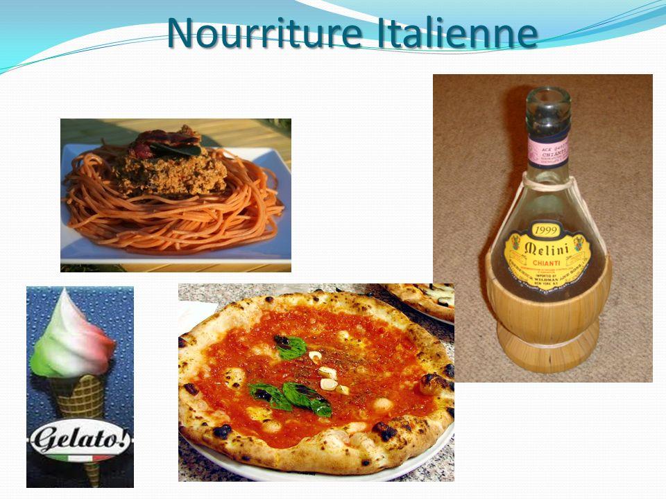 Nourriture Italienne Nourriture Italienne
