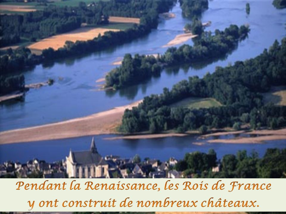 Le château de Chambord François 1 er a fait construire ce château en 1519. Le château de Chambord