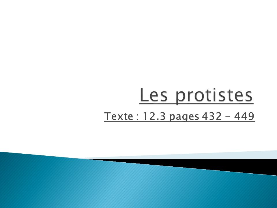 Texte : 12.3 pages 432 - 449