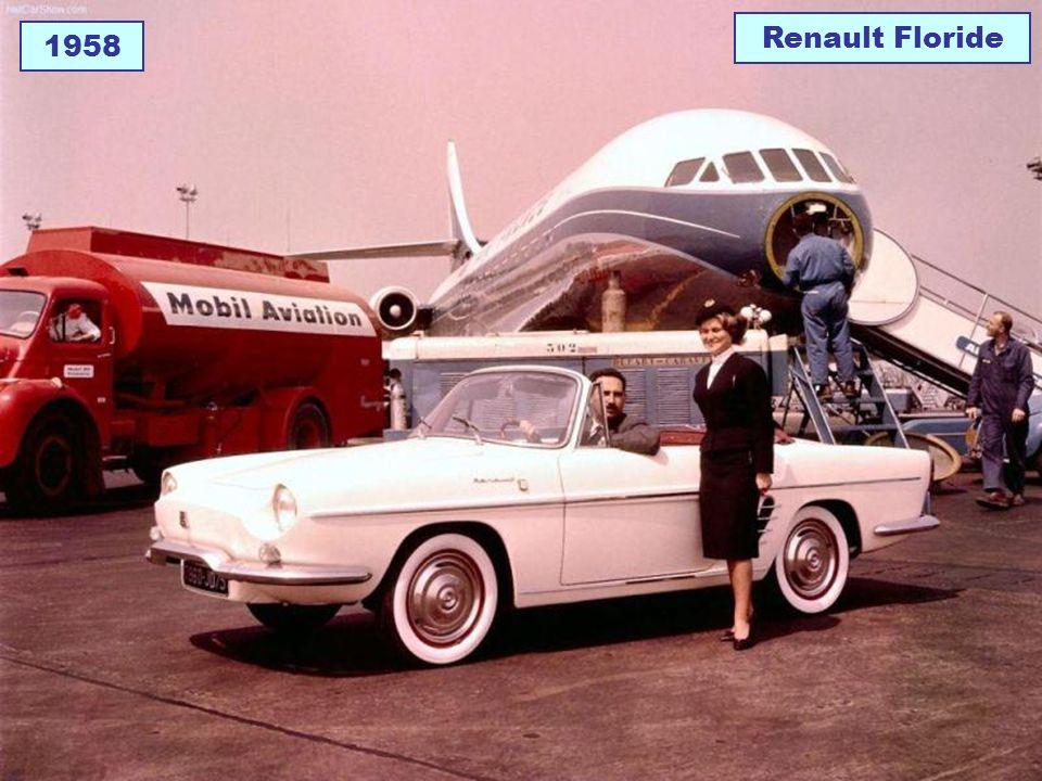 1958 Renault Floride