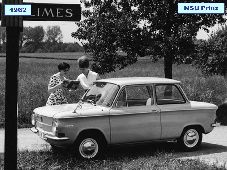 1962 NSU Prinz