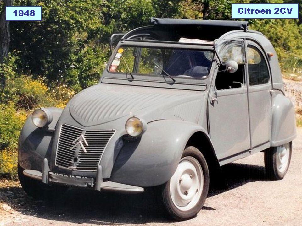 1948 Citroën 2CV