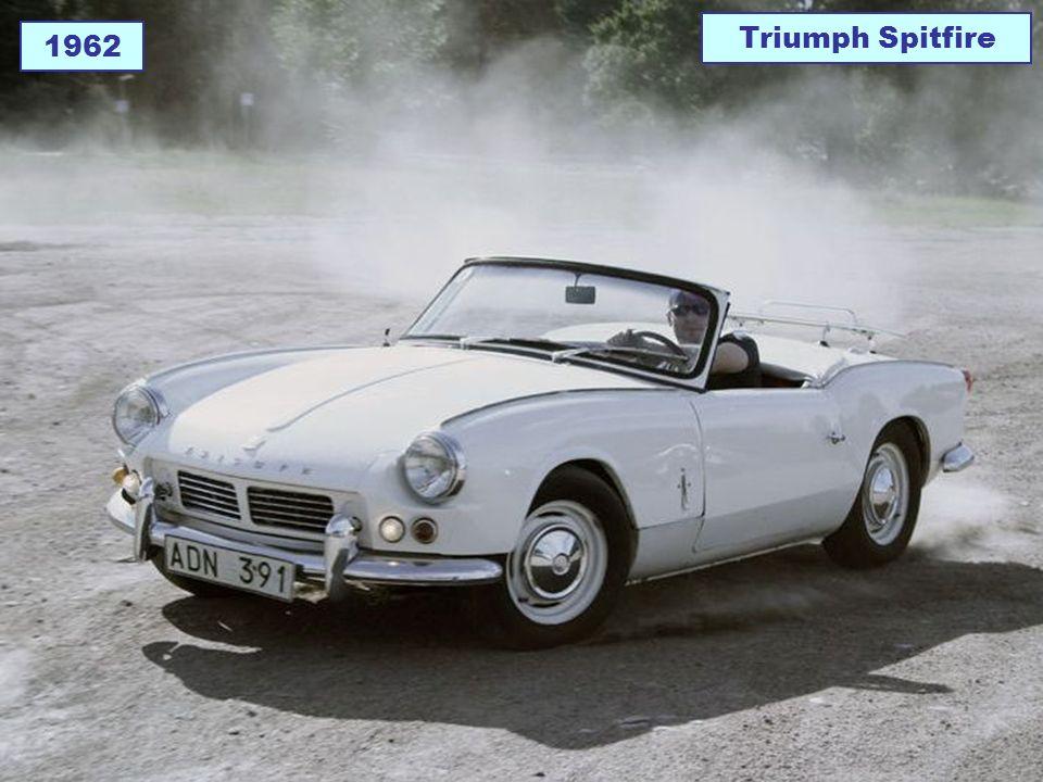 1962 Triumph Spitfire