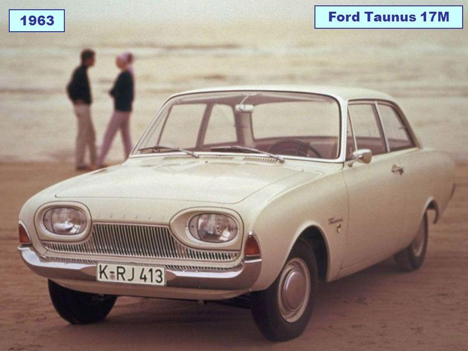 1963 Ford Taunus 17M
