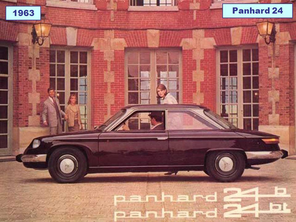 1963 Panhard 24