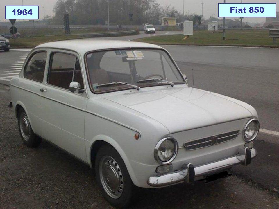 1964 Fiat 850