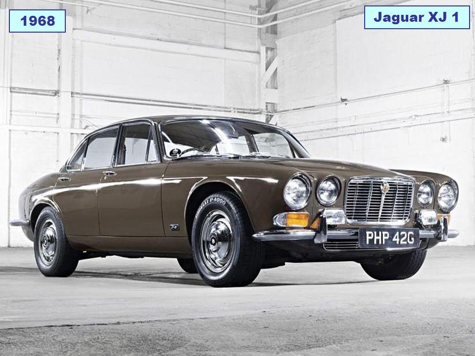 1968 Jaguar XJ 1
