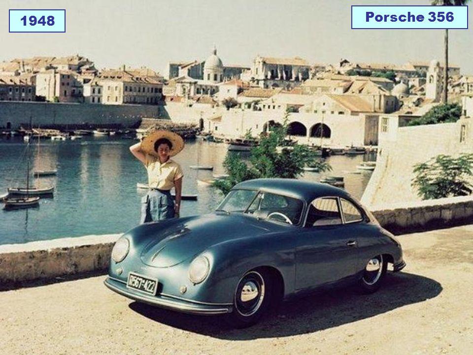 1960 Peugeot 404
