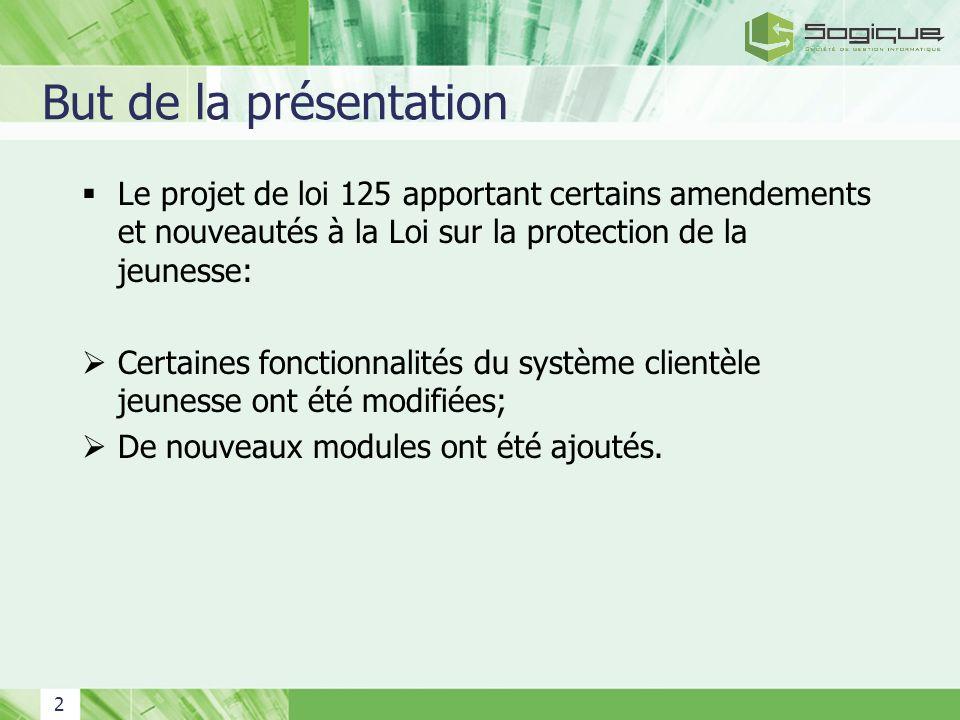 23 Le module LPJ Lévaluation