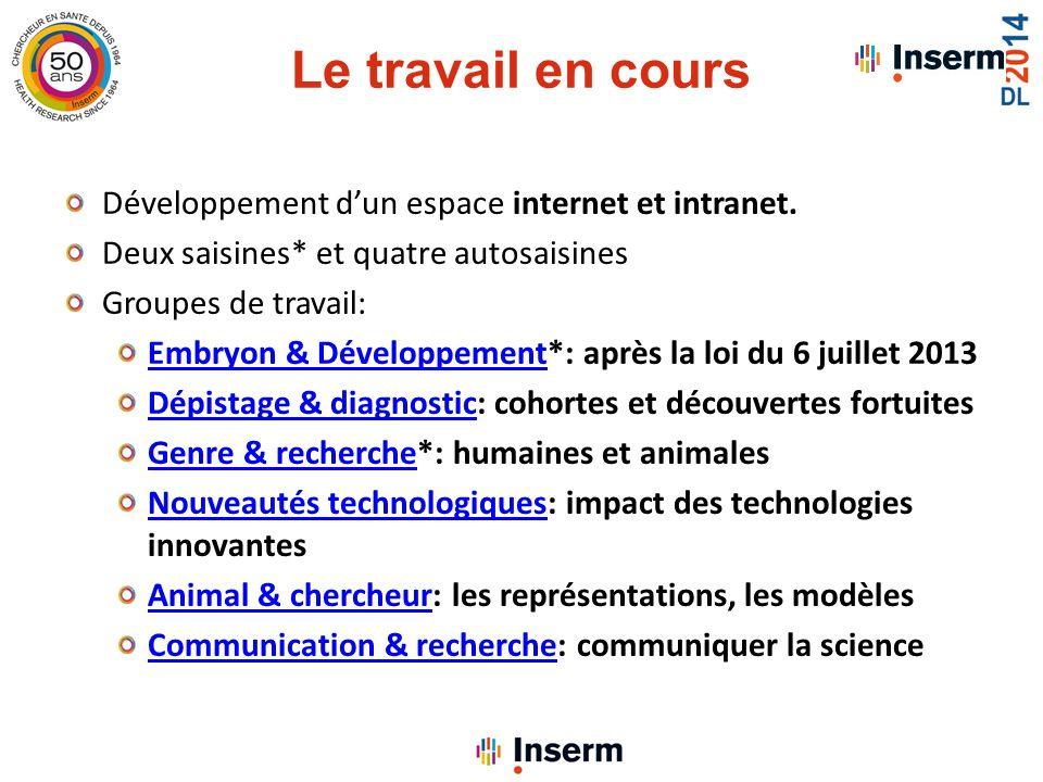 Développement dun espace internet et intranet.