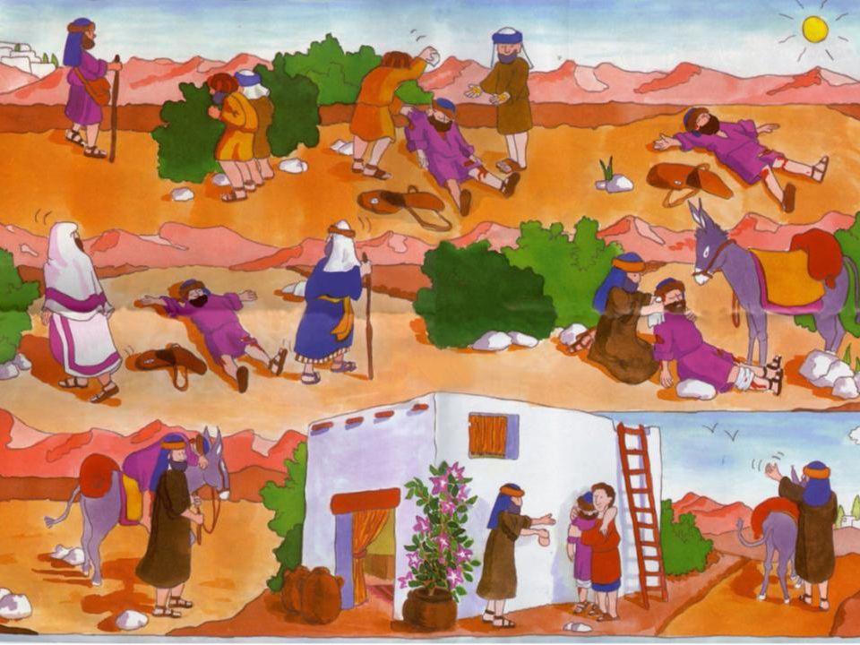 Qui est mon prochain ? Evangile de Luc chapitre 10, 25-37 « La parabole du Bon Samaritain »