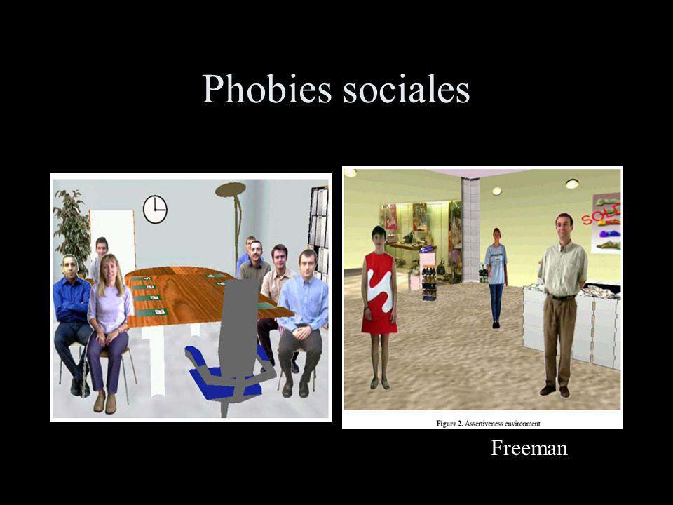 Phobies sociales Freeman