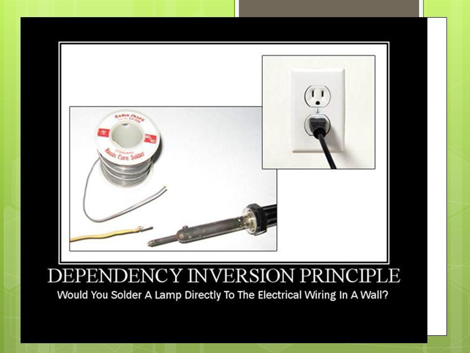 Inversion des dépendances (DIP: Dependency Inversion Principle)