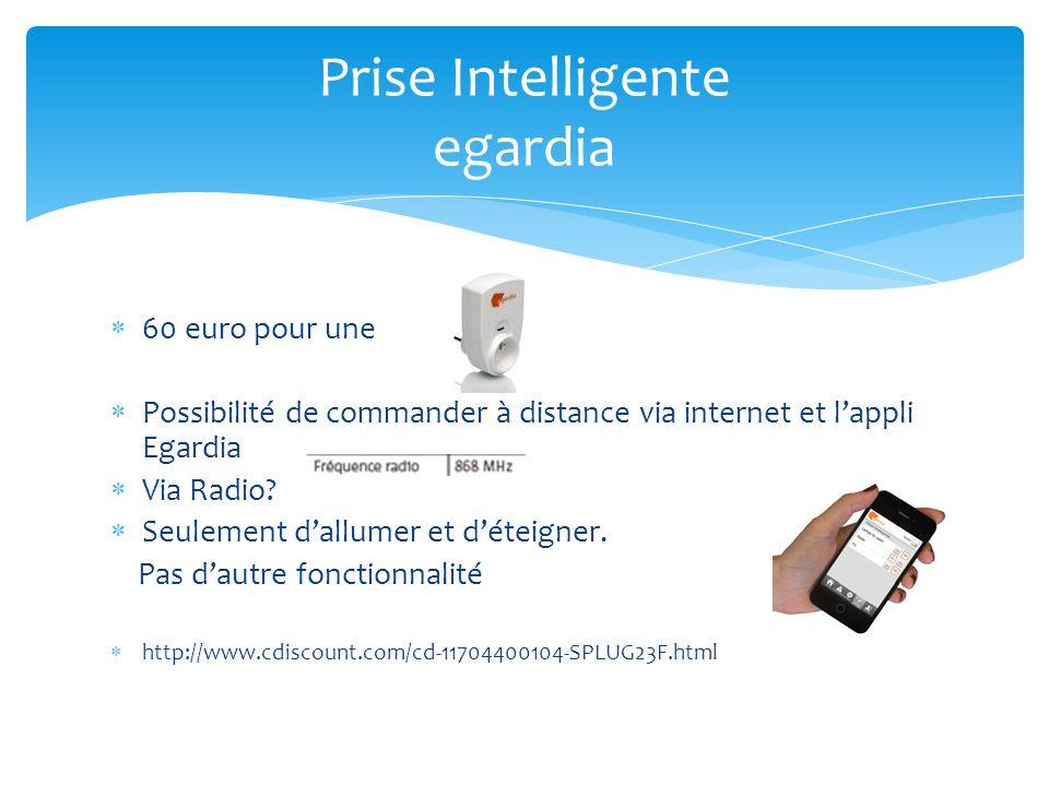 48-88 euros selon quantité dachat Sans fils Fonctionnalité de commander à distance Commandé par dautre appareils: Central de securité Module GSM.