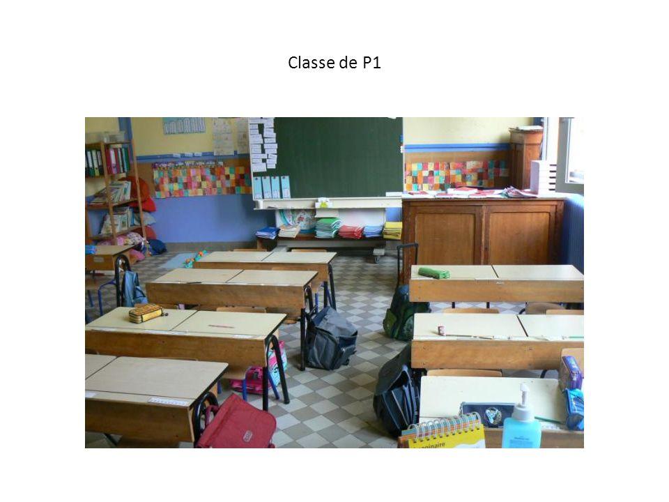 Classe de P1