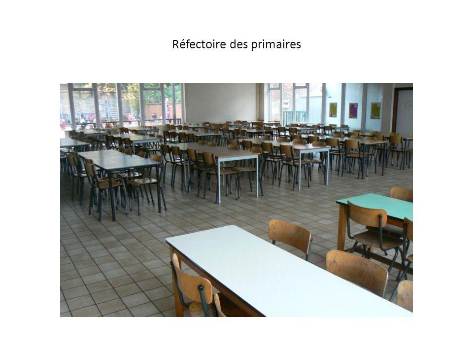 Réfectoire des primaires