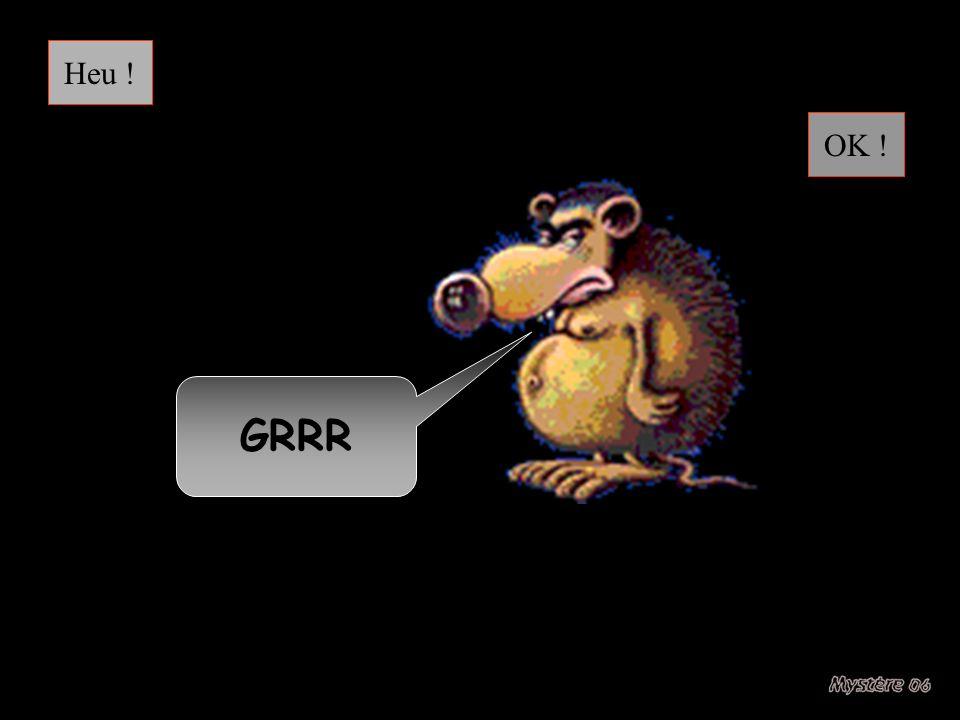GRRR Heu ! OK !