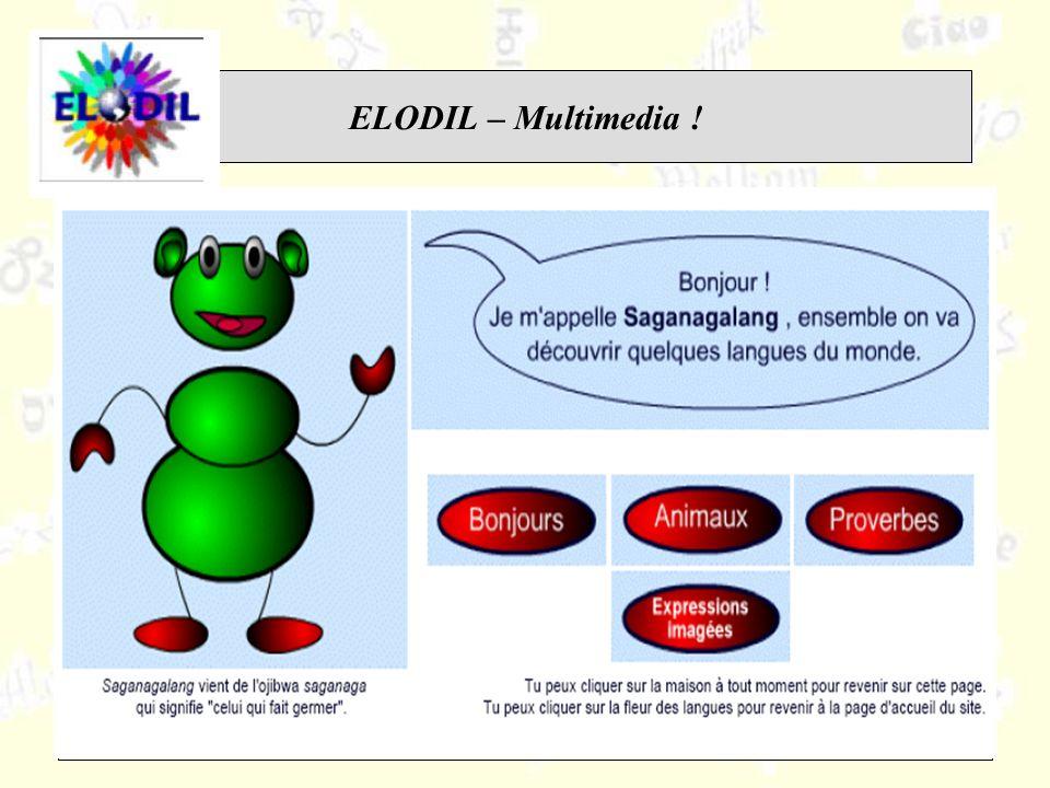 ELODIL – Multimedia !