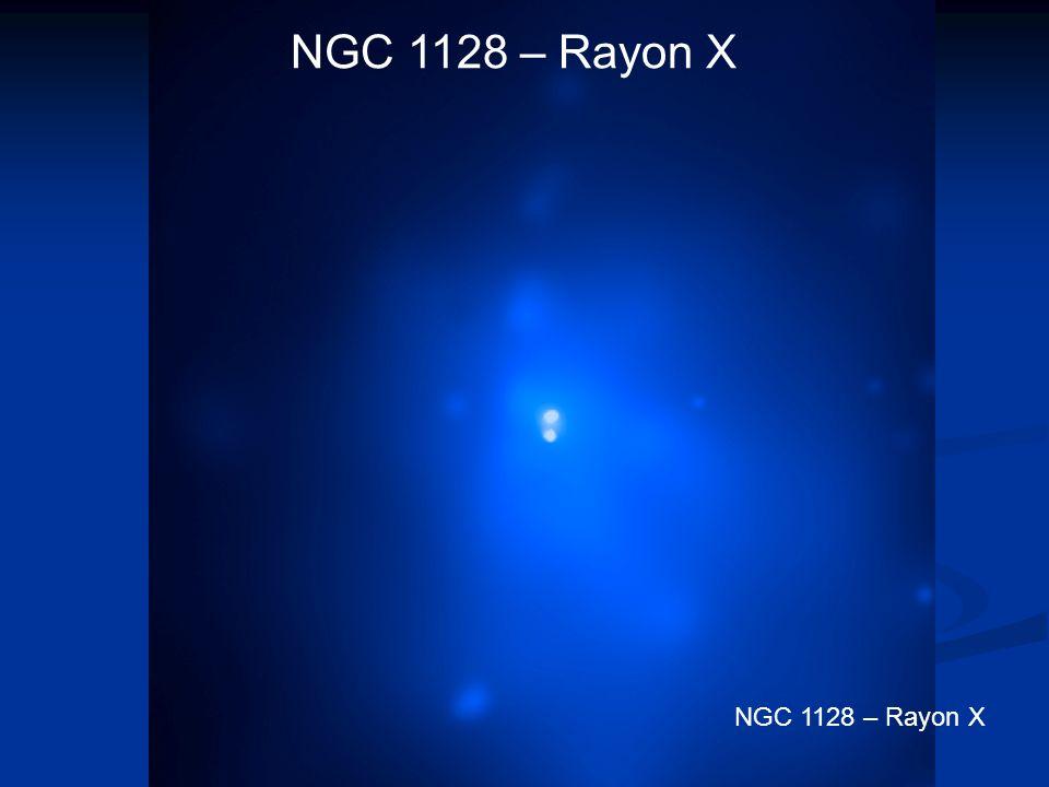 NGC 1128 – Rayon X