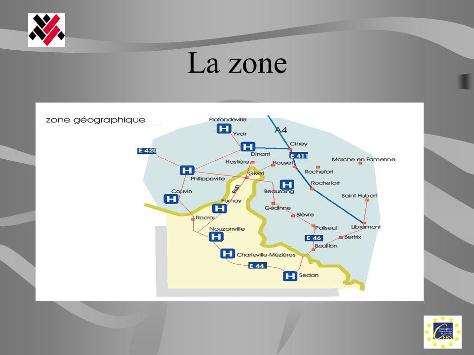 Origine du projet LAccord cadre Franco-belge La volonté des Ministres français et belge de mettre en place des projets pilotes de zones organisés Le contexte ardennais spécifique.