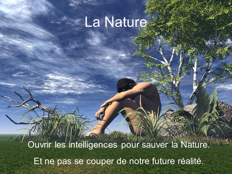 Sans nature, pas de futur! Version 2009 Sans nature, pas de futur! Version 2009