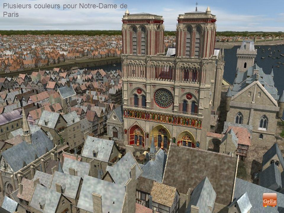 Du côté du Châtelet L'entrée du Châtelet se trouvait du coté de la rue Saint-Denis. Au Moyen Age, il s'agissait d'un sinistre bâtiment de Justice aux