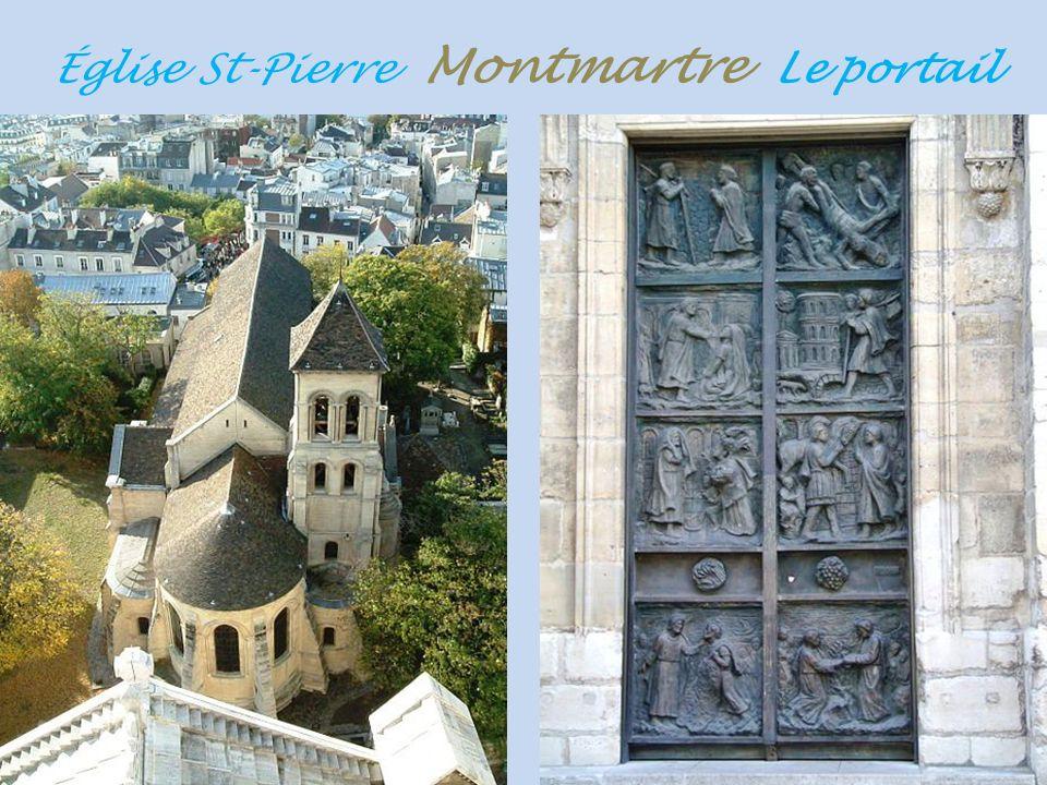 Montmartre autre accès.. à la commune