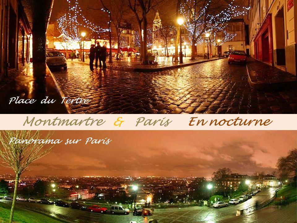 . Montmartre. le Moulin Rouge. cabaret