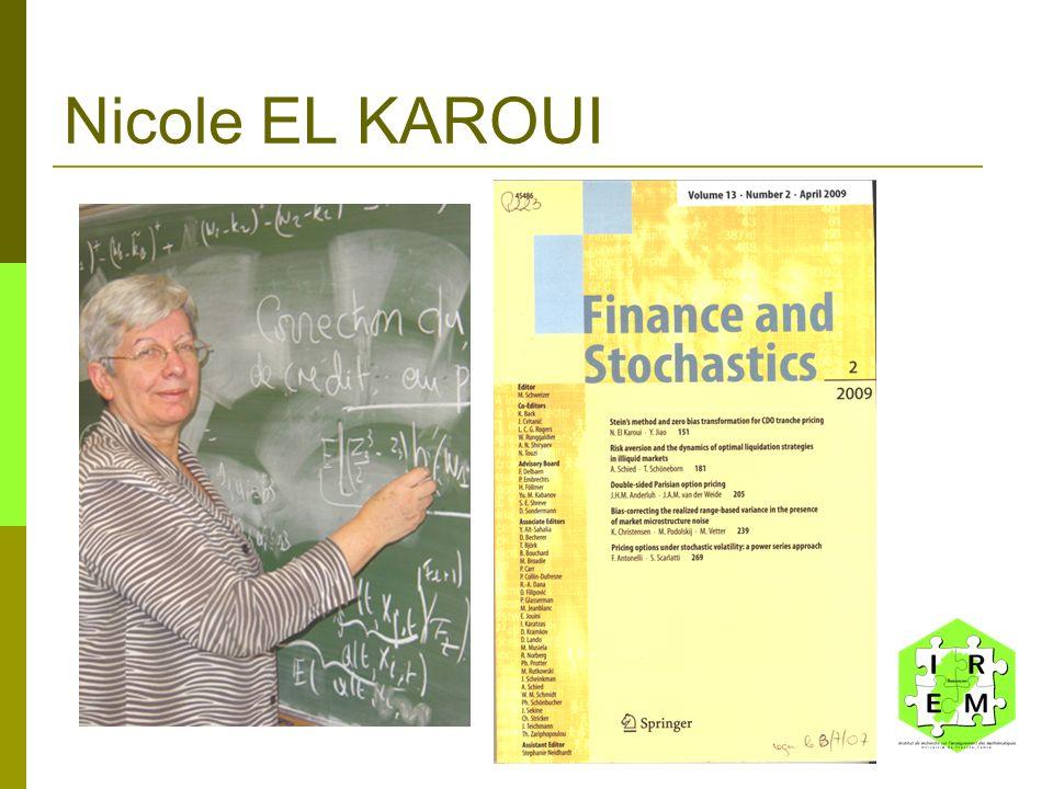 Nicole EL KAROUI