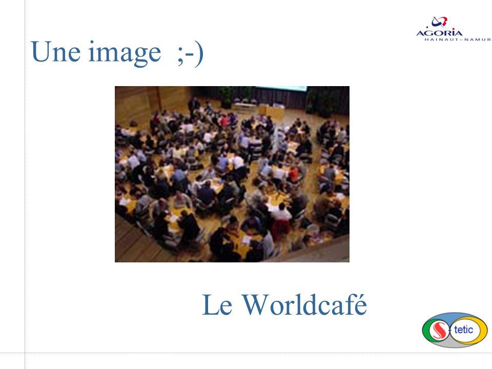 Le Worldcafé Une image ;-)