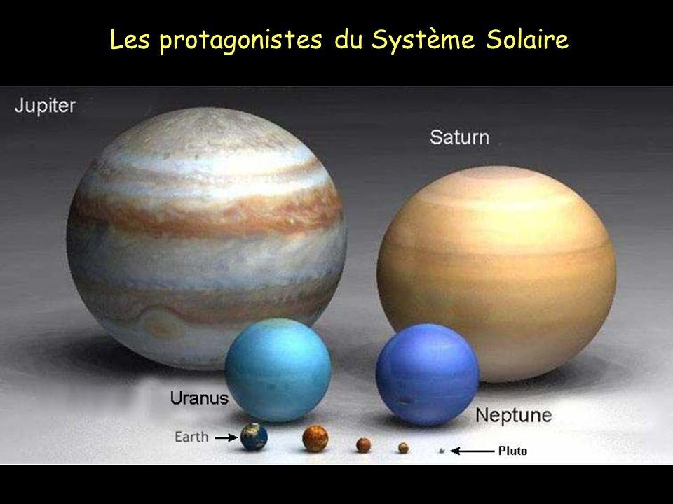 1 ua = 150 millions de km 5 ua Lapparente simplicité du Système Solaire